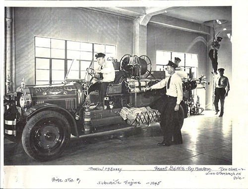 Historic Fire Department 227