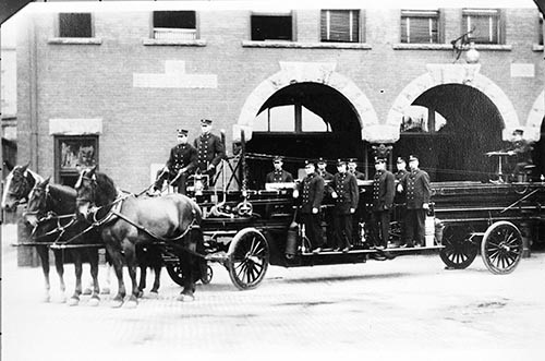 Historic Fire Department 282
