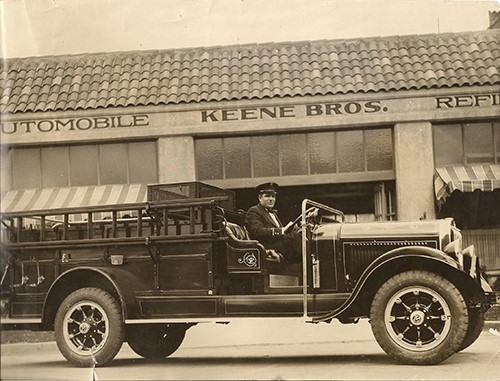 Historic Fire Department 44